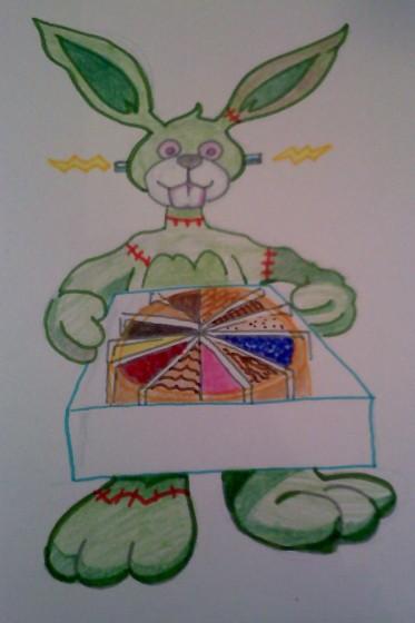 franken-bunny